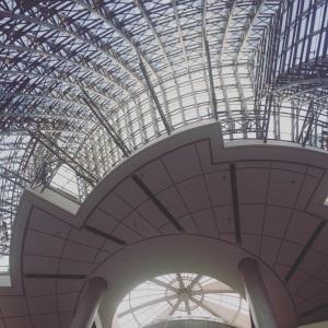 天津大悦城商場。2016。
