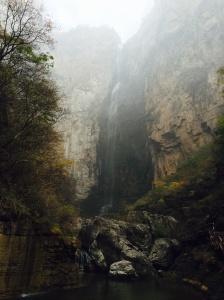 全亞洲最長的瀑布—云台天瀑